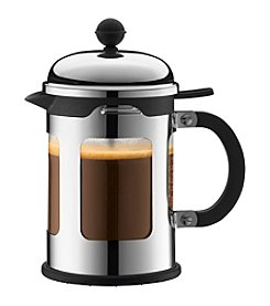 Bodum® Chambord 4-Cup French Press Coffeemaker with Spill-Proof Spout