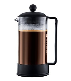Bodum® Brazil 3-Cup French Press Coffeemaker with Ultralight, Heat-Resistant Glass Beaker