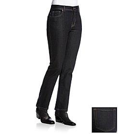 Gloria Vanderbilt® Petites' Classic Fit Denim Jeans