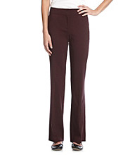 Briggs New York® Petites' Perfect Fit Millenium Pants
