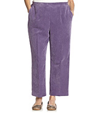 Alfred Dunner® Plus Size Short Pants