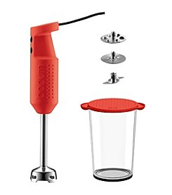 Bodum® Bistro Electric Stick Blender with Accessories