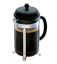 Bodum® Caffettiera Stainless Steel French Press Coffeemaker