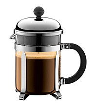 Bodum® Chambord 4-Cup Plastic French Press Coffeemaker