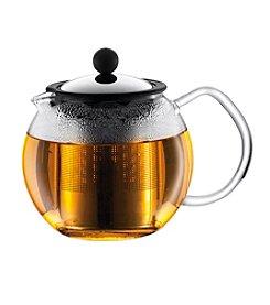 Bodum® Assam 17-oz. Tea Press Teapot with Stainless Steel Filter