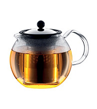 Bodum® Assam 51-oz. Tea Press Teapot with Stainless Steel Filter