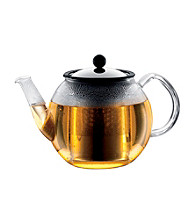 Bodum® Shin Cha 34-oz. Tea Press Teapot with Stainless Steel Filter