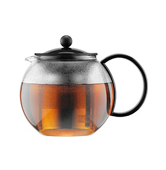 Bodum® Assam 34-oz. Tea Press Teapot with Stainless Stee