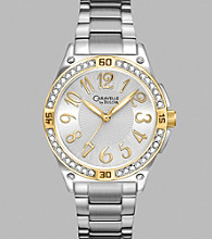 Caravelle® by Bulova Ladies' Two-Tone Watch