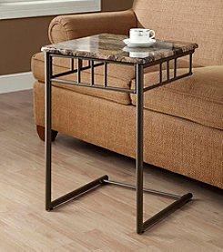 Monarch Windsor Bronze Metal Snack Table