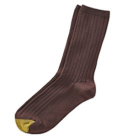 GOLD TOE® AquaFX® Milano Rib Dress Socks