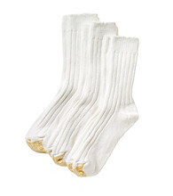 GOLD TOE® 3-Pack Weekend Socks with AquaFX®