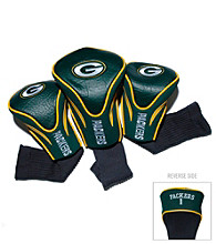 Green Bay Packers Golf Contoured Headcover 3-Pack