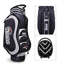 New England Patriots Golf Medalist Cart Bag