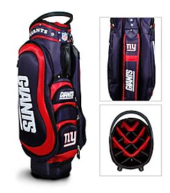 New York Giants Golf Medalist Cart Bag