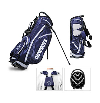 Dallas Cowboys Golf Fairway Stand Bag