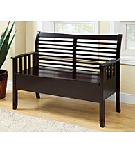 Monarch Bench With Storage