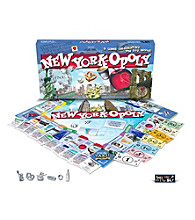 Late For the Sky New York-opoly Board Game