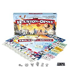 Late For the Sky Houston-opoly Board Game