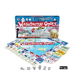 Late For the Sky Washington DC-opoly Board Game