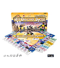 Late For the Sky New Orleans-opoly Board Game