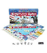 Late For the Sky Kansas City-opoly Board Game