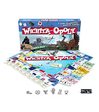 Late For the Sky Wichita-opoly Board Game