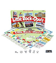 Late For the Sky Little Rock-opoly Board Game