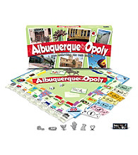 Late For the Sky Albuquerque-opoly Board Game