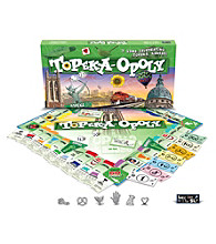 Late For the Sky Topeka-opoly Board Game