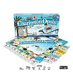 Late For the Sky Charleston-opoly Board Game