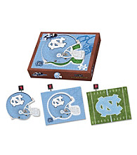 University of North Carolina Tar Heels 3-in-1 Puzzle