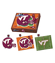 Virginia Tech University Hokies 3-in-1 Puzzle