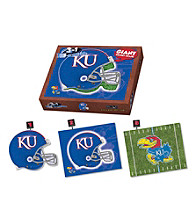 University of Kansas Jayhawks 3-in-1 Puzzle