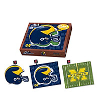University of Michigan Wolverines 3-in-1 Puzzle