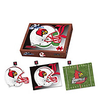 University of Louisville Cardinals 3-in-1 Puzzle