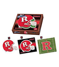 Rutgers University Scarlet Knights 3-in-1 Puzzle