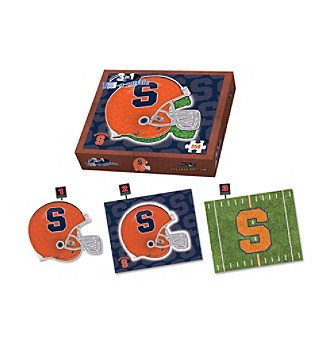 Syracuse University Orange 3-in-1 Puzzle