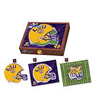 Louisiana State University Tigers 3-in-1 Puzzle