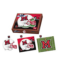 Miami University, Ohio Red Hawks 3-in-1 Puzzle