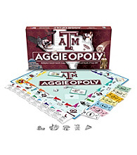 Late For the Sky Texas A&M University Aggies Aggieopoly