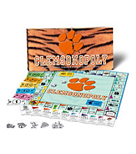 Late for the Sky Clemson University Tigers Clemsonopoly