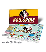 Late for the Sky Florida State University Seminoles F.S.U.Opoly