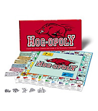 Late for the Sky University of Arkansas Razorbacks Hogopoly