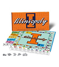 Late for the Sky University of Illinois Fighting Illini Illinopoly