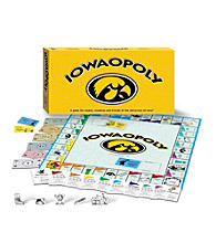 Late for the Sky University of Iowa Hawkeye's Iowaopoly