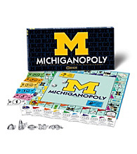 Late for the Sky University of Michigan Wolverines Michigan-Opoly