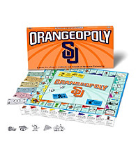 Late for the Sky Syracuse University Orange - Orangeopoly
