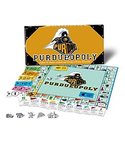 Late for the Sky Purdue University Boilermakers Purdueopoly *