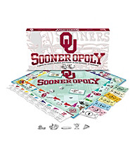 Late for the Sky University of Oklahoma Sooners Sooneropoly